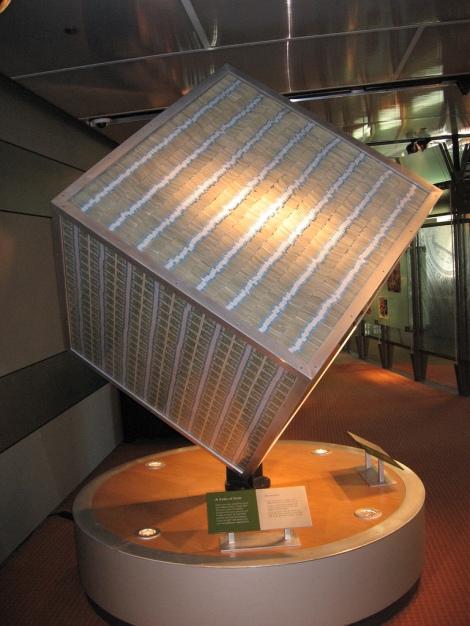 million dollar cube